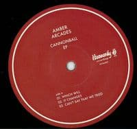 AMBER ARCADES Cannonball EP Vinyl Record 12 Inch Heavenly 2017